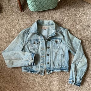 Decree Denim Jean Jacket